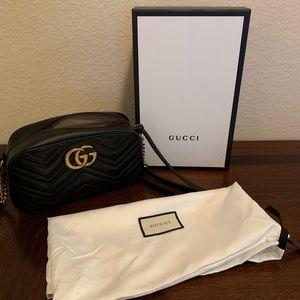 Gucci Marmont Crossbody Bag